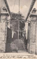 17 ILE De RE  LA FLOTTE  Portail  De L´ HOTEL De VILLE Venelle Allée Fleurie  En 1930 - Ile De Ré