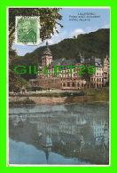 HONGRIE - LILLAFURED - PALOTA SZALLO TORESZLETTEL - HOTEL PALACE - MINDEN JOG FENNETARTVA 1930 - TRAVEL - - Hongrie