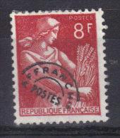 FRANCE  N° 108 (1953) - Precancels