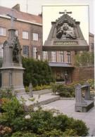 Hasselt  -  Vice-Postolaat Minderbroedersstraat  -  Grafmonument Binnentuin - Hasselt