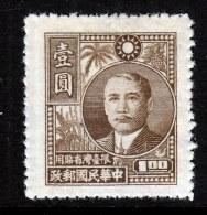 Formosa  40   * - 1888 Chinese Provincie