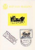 SAN MARINO 1969, CM En Parfait état  - Voir Scan - + Prix Dégressif !