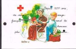 Depuis 125 ANS  . - Rotes Kreuz