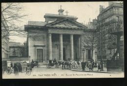 Paris 8e 815 Tout Eglise Saint Philippe Du Roule 28 Animée 1918 - Distrito: 08