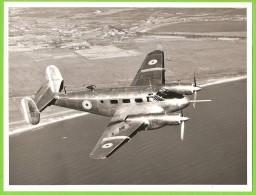 AVIATION - Photo Originale - BEECHCRAFT 587 - Aviation