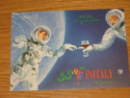 VERONA 08.04.1999 33° VINITALY  MARCOFILIA TIMBRO SPECIALE      DATE UN´OCCHIATA!!! - Verona