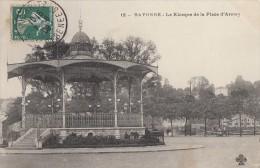 CPA - Bayonne - Le Kiosque De La Place D'Armes - Bayonne