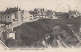 CPA - Biarritz - Villas De La Côte Des Basques - Biarritz