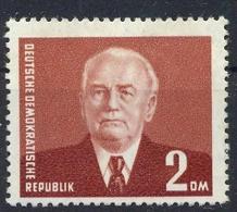 1953, MiNr. 343 * Zustand: I-II, (H) - Usados