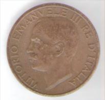 ITALIA 10 CENTESIMI 1934 - 1861-1946 : Regno