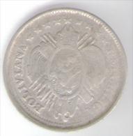 BOLIVIA 20 CENTAVOS 1887 AG - Bolivia