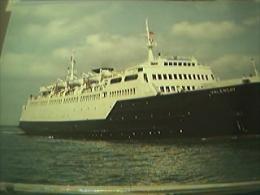 Postcard Unused Ship Car Ferry Valencay - Non Classés