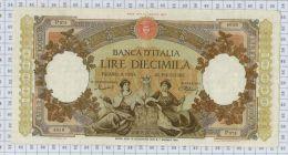 Banca D'Italia, Lire Diecimila - [ 2] 1946-… : République