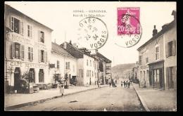 88 SENONES / Rue De La République / - Senones