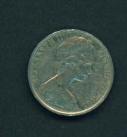 AUSTRALIA - 1981 10c Circ - Decimal Coinage (1966-...)