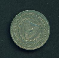 CYPRUS - 1970 50m Circ - Cyprus