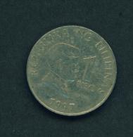 PHILIPPINES - 1997 1p Circ - Philippines