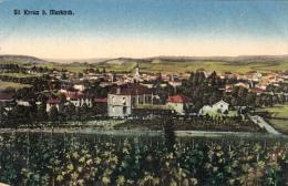 ST. KREUZ B. Markirch 1916 Dép68 ( TBE 2 Scans) - France
