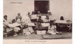 MISSIONS D´AFRIQUE/SAHARA/Un Ouvroir De Broderie Arabe/Réf:1339 - Sahara Occidental