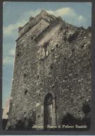 5007-ALANNO(PESCARA)-RUDERI DEL PALAZZO FEUDALE-1955-FG - Pescara