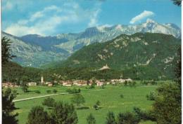 Kobarid Slovenia Panoramic View 1969 #C00035 - Slovenia