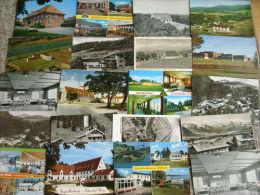 Grosse Sammlung Alter Ansichtskarten Aus Deutschland - 500 Karten / LOT 500 CP - 500 Cartoline Min.