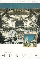 Amateur Radio QSL Card Spain EA5URM Murcia Cathedral - Radio Amateur