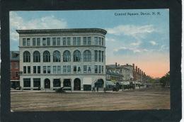 U.S.A. - NEW HAMPSHIRE - DOVER - Central Square - Dover
