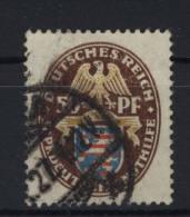 Deutsches Reich Michel No. 401 X gestempelt used
