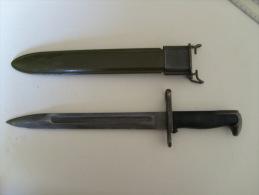 BAIONNETTE GARAND M1 - Armes Blanches