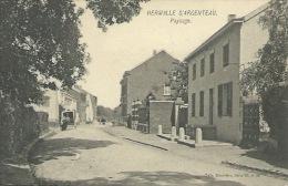 Hermalle S /Argenteau  - Une Rue ...  De La Localité, Aucune Dénomination( Voir Verso ) - Oupeye