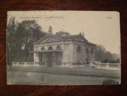 CPA BRUXELLES-LAEKEN Gare Royale - Nahverkehr, Oberirdisch