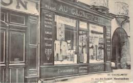 82 - Montauban - Au Gagne-Petit, 28 Rue Des Carmes (lingerie) - Montauban
