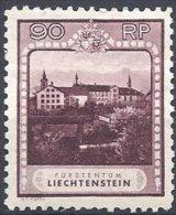 90 R. Monastère De Schellenberg Neuf De 1930 - Liechtenstein
