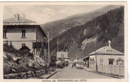 BRENNERO (BZ) - CONFINE - F/P - N/V - Bolzano (Bozen)
