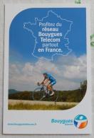 Cartes Cyclisme Vélo Bouygues - Cycling