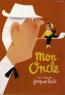 Reproduction Affiche : Mon Oncle 1980 Par Léo Kouper (10,5x15cm) - Kouper