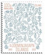 ISLANDE 2013 - 150e Ann Du Musé National Islandais - 1v Neufs // Mnh - 1944-... Republique