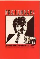GROUPE ROCK PRETENDERS - Singers & Musicians