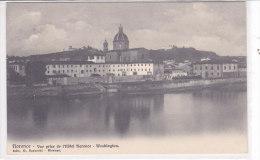 CARD   FIRENZE  TRENINO A VAPORE STABILIMENTO F. BIANCHI   -FP-N-2  -0882-16617 - Firenze (Florence)