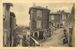 Gers -ref 37- Auch - La Vieille Pousterle    -carte Bon Etat   - - Auch