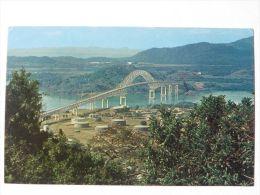 Puente De Las America Bridge  / Panama - Panama