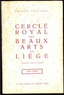 Cercle Royal Des Beaux Arts De Liège - Saison 1963-1964. - Arte
