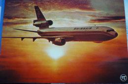 SWISSAIR   DC 10   EDITION PI N° 319 - 1946-....: Moderne