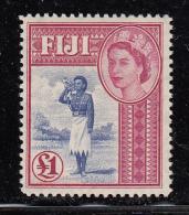 Fiji MH Scott #162 1pd Bugler - Musique