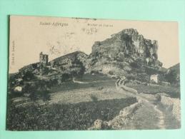 SAINT AFFRIQUE - Rocher De CAYLUS - Saint Affrique