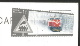 AICRAFT RECOGNITION 1941 Suomi Finland Stamp Transporting FINNISH GOLD - Wood 2012 - 1939-1945: 2a Guerra