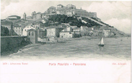 Imperia Porto Maurizio Panorama (fot. Alinari) - Imperia
