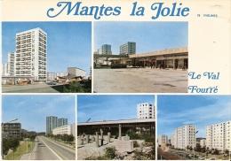 MANTES-LA-JOLIE 78 - Le Val Fourré - Multivues - W-2 - Mantes La Jolie