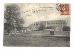 Cp, 85, Luçon, Le Collège Communal, Voyagée 1907 - Lucon